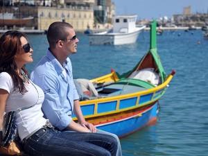 Езикова ваканция за двама в Малта