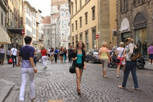 Firenze streets