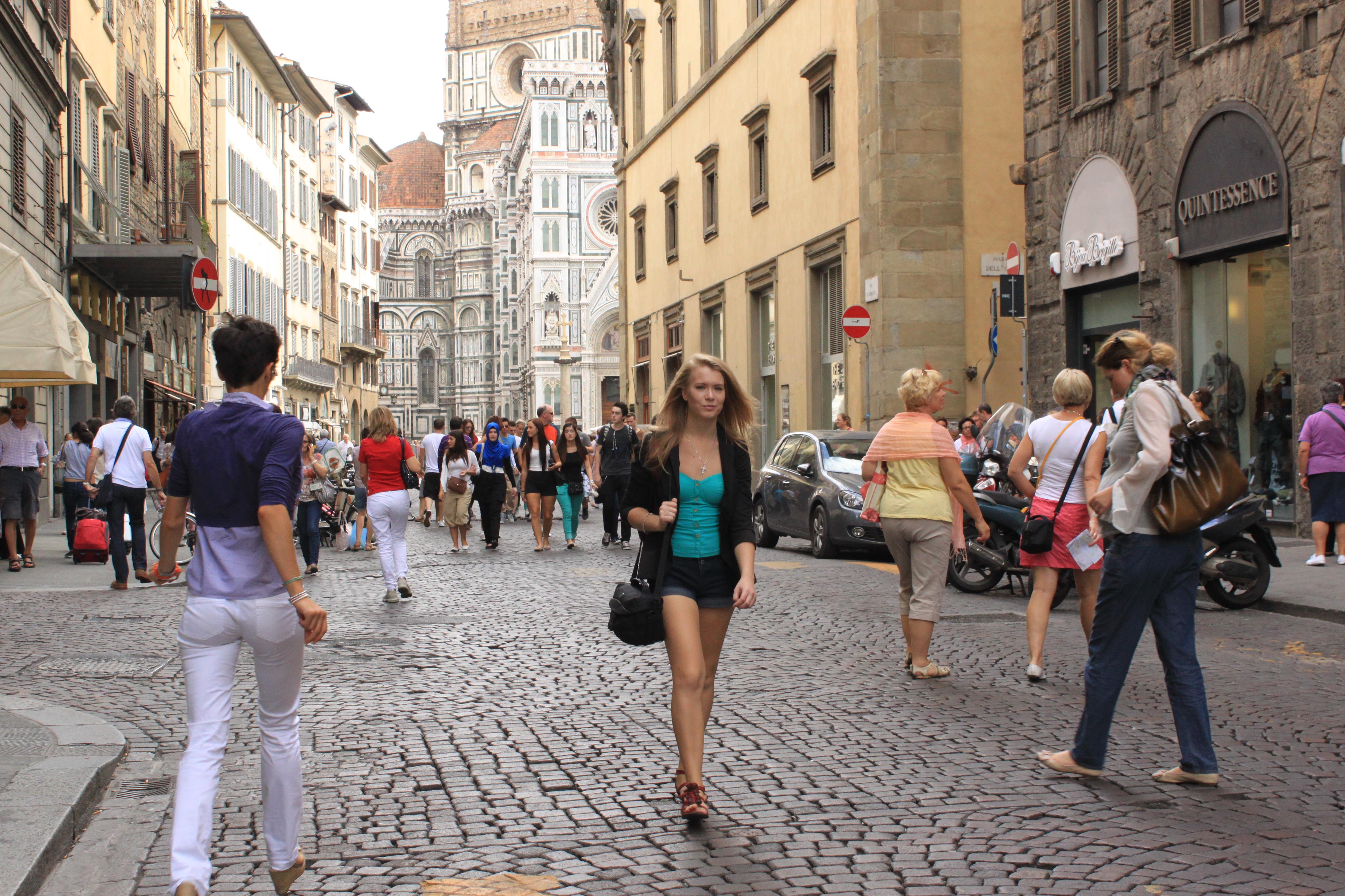 Езикова ваканция с италиански във Флоренция – 2 седмици