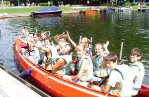 Езиков лагер с немски и водни спортове в Берлин