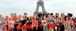 Лято с френски в Париж
