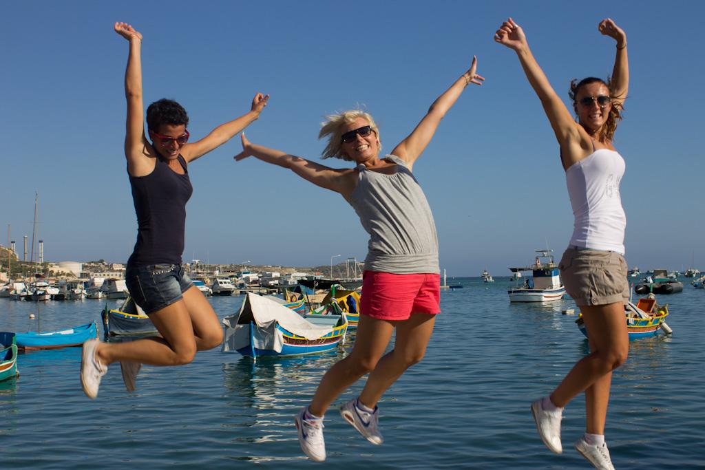 Английски в Малта – 290 евро за седмица